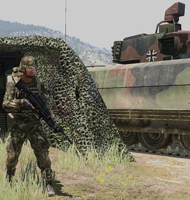 MG-Schütze